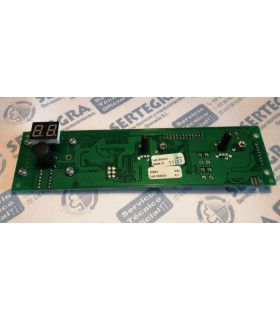 TARJETA ELEC. DISPLAY CCD1 VERSION 4.6