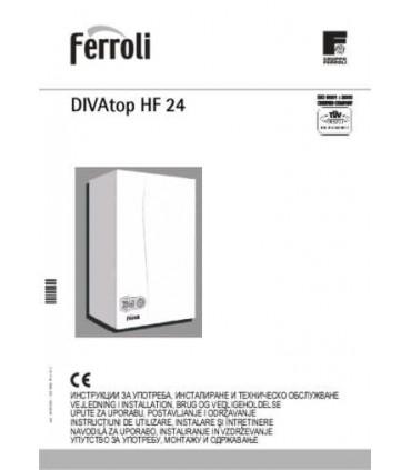 REPUESTOS DIVATOP H F24