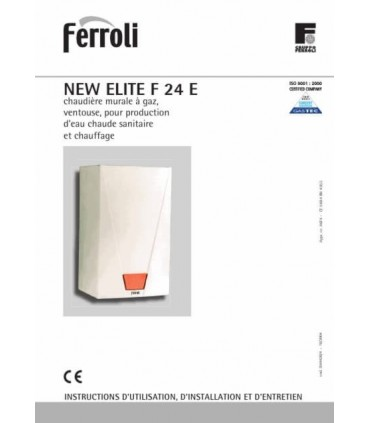 REPUESTOS NEW ELITE F24