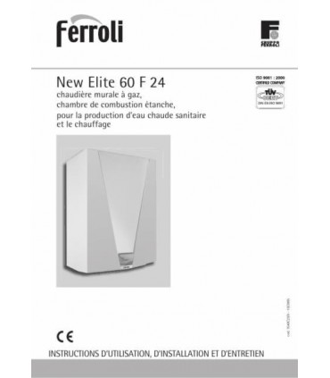 REPUESTOS NEW ELITE 60 F24