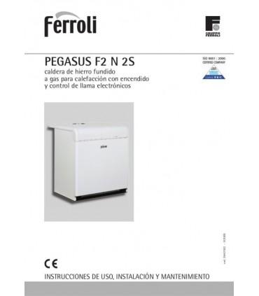 REPUESTOS PEGASUS F2 Y F3