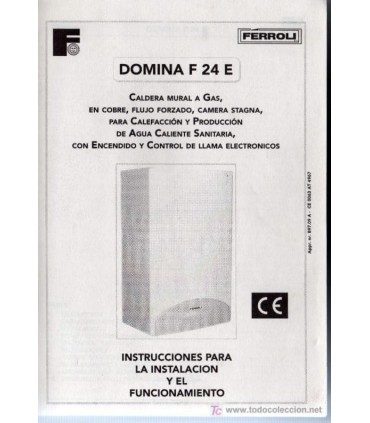 REPUESTOS DOMINA F24